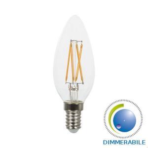 v-tac VT-1986D LAMPADINA LED E14 4W FILAMENTO CALDA CANDELA DIMMERABILE LED4365/home/nhnkwszl/public_html/img/thumb/300/v-tac_vt-1986D_4365_4W_lampada_E14_candela_filamento_calda_dimmerabile.jpg