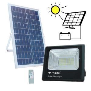 v-tac VT-100W FARO LED 35W NATURALE BATTERIE CON PANNELLO SOLARE LED8576/home/nhnkwszl/public_html/img/thumb/300/v-tac_vt-200w_8577_94026_40w_led_faro_proiettore_battrie_pannello_solare.jpg