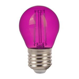 v-tac VT-2132 LAMPADINA LED E27 2W FILAMENTO ROSA A BULBO LED7410/home/nhnkwszl/public_html/img/thumb/300/v-tac_vt-2132_7410_2W_lampada_E27_minibulbo_filamento_rosa.jpg