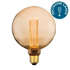 v-tac VT-2195 LAMPADINA LED E27 4W AMBRA G125 CON INCISIONI LASER LED7475/home/nhnkwszl/public_html/img/thumb/300/v-tac_vt-2195_7475_4W_lampada_E27_G125_calda_ambra_laser.jpg