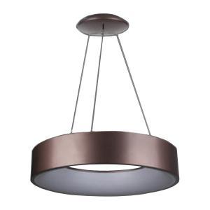 v-tac VT-25-1D LAMPADA LED SOFFITTO 25W LUCE CALDA MARRONE DIMMERABILE LED3994