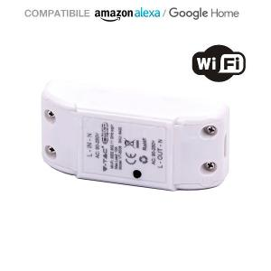 v-tac VT-5008 INTERRUTTORE WIFI COMPATIBILE ALEXA E GOOGLE HOME LED8422