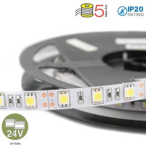 v-tac VT-5050IP20324 STRISCIA 300 LED BIANCO CALDO 5 METRI 24V NON IMPERME LED2431/home/nhnkwszl/public_html/img/thumb/300/v-tac_vt-5050IP20324_2430_2431_2459_24w_strip_led_5050_calda_IP20_24v.jpg