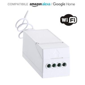 v-tac VT-5130 INTERRUTTORE WIFI COMPATIBILE ALEXA E GOOGLE HOME LED8459