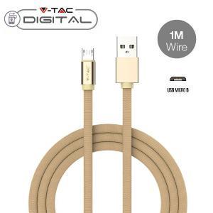 v-tac VT-5341 CAVO USB A MICRO USB 1 METRI ORO RUBY SERIES IN CORDA LED8495/home/nhnkwszl/public_html/img/thumb/300/v-tac_vt-5341_8495_cavo_usb_micro_oro_stoffa_1mt_ruby.jpg
