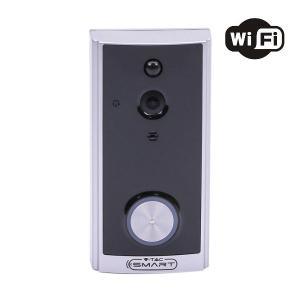 v-tac VT-5412 VIDEOCITOFONO WIFI 3G BATTERIE O RETE CONTROLLO TRAMITE APP LED8355