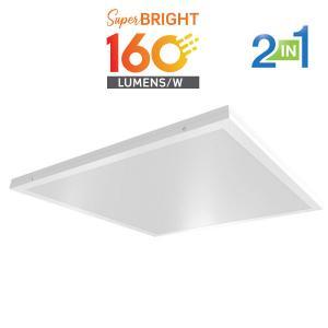 v-tac VT-6125 PANNELLO LED 25W LED 600X600 CALDO INCASSO E SUPERFICIE LED6600