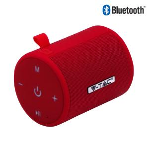 v-tac VT-6244 SPEAKER BLUETOOTH 5W ROSSO LED7719/home/nhnkwszl/public_html/img/thumb/300/v-tac_vt-6244_7719_cassa_speaker_bluetooth_rossa_mini.jpg