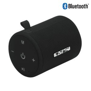v-tac VT-6244 SPEAKER BLUETOOTH 5W NERO LED7721/home/nhnkwszl/public_html/img/thumb/300/v-tac_vt-6244_7721_cassa_speaker_bluetooth_nero_mini.jpg