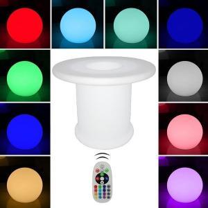 v-tac VT-7812 LAMPADA LED 6W TAVOLINO RGB RICARICABILE IP54 LED40251