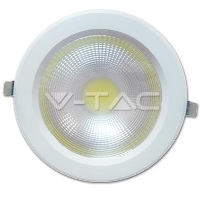V-TAC VT-2620 FARETTO INCASSO 18W BIANCO CALDO COB LED1108