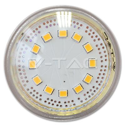 V-TAC VT-1859 LAMPADINA LED GU10 3W BIANCO NATURALE LED1599