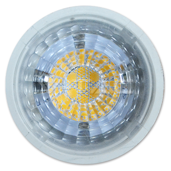 V-TAC VT-1967 LAMPADINA LED GU5.3 7W BIANCO CALDO LED1663