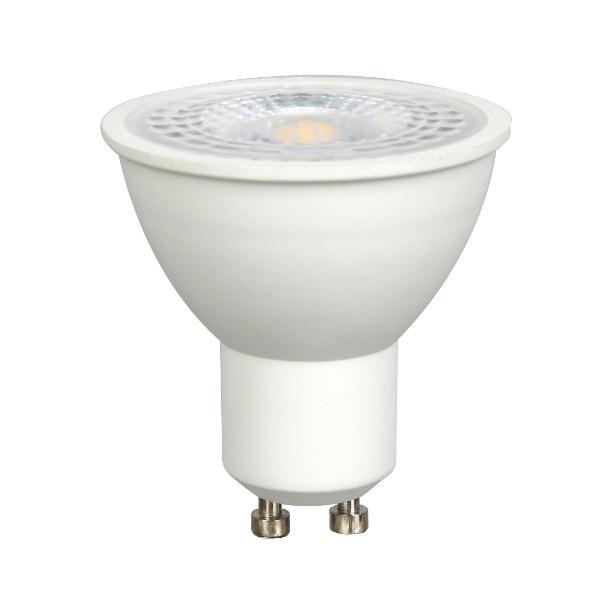 V-TAC VT-2666 LAMPADINA LED GU10 SMD 7W 38 GRADI BIANCO CALDO  LED1657