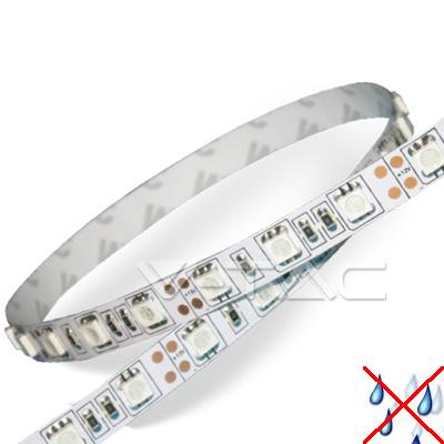 OPTONICA ST48XX STRISCIA 300 LED BIANCO 5 METRI 24V NON IMPERMEABILE LEDST4851