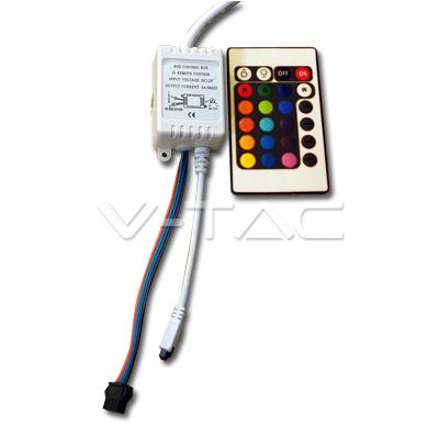 V-TAC VT-2401 CONTROLLER LED RGB 24 TASTI LED3304