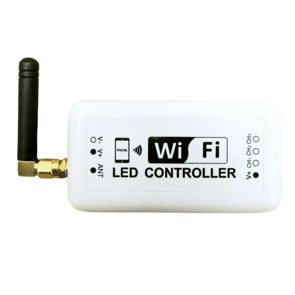 V-TAC  CONTROLLER LED SINGOLO COLORE WI-FI LED3321