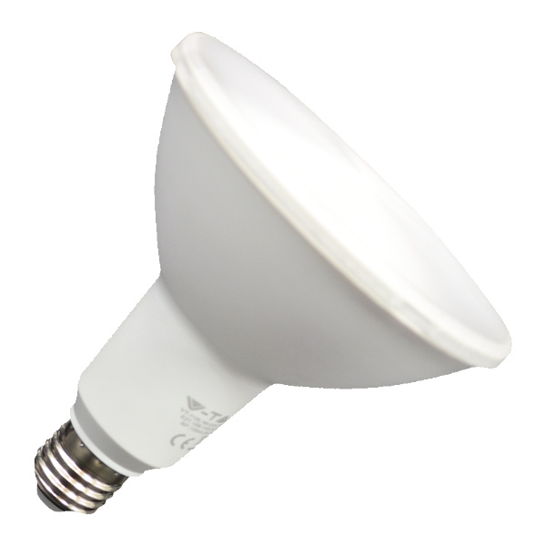 V-TAC VT-1125 LAMPADINA LED E27 PAR38 IP65 15W BIANCO FREDDO LED4417