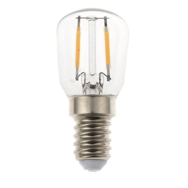 V-TAC VT-1952 LAMPADINA LED E14 2W FILAMENTO BIANCO FREDDO TUBOLARE LED4446