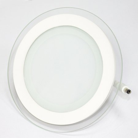 V-TAC VT-1881GRD MINI PANNEL 18W BIANCO CALDO TONDO LED4760