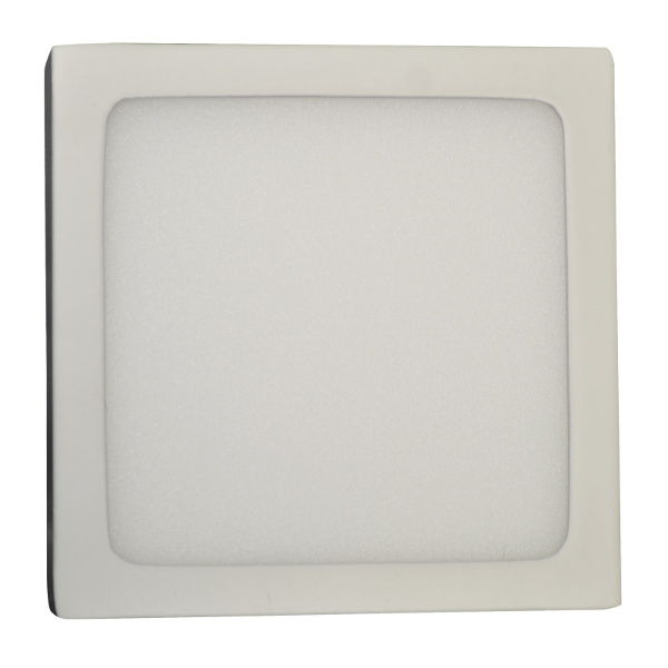 V-TAC VT-605SQ MINI PANNEL SUPERFICIALE 6W BIANCO CALDO QUADRATO LED4907