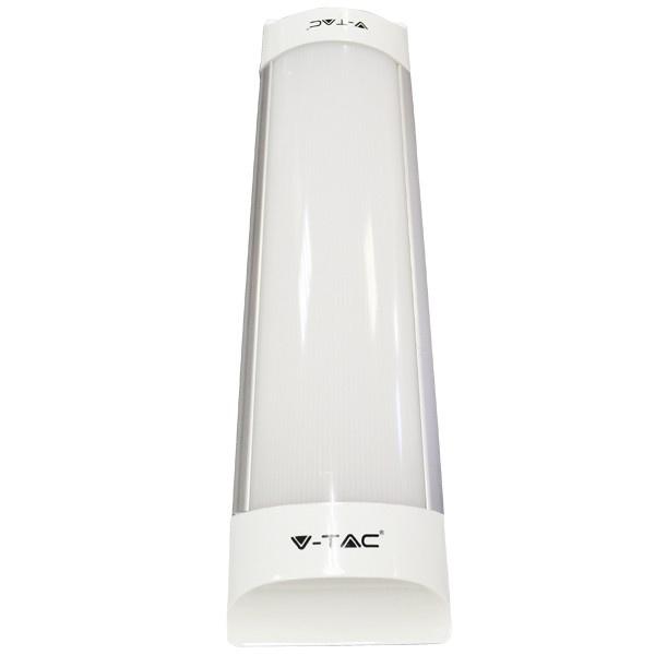 V-TAC VT-8040 PLAFONIERA LED SLIM 40W BIANCO CALDO 120CM LED4993