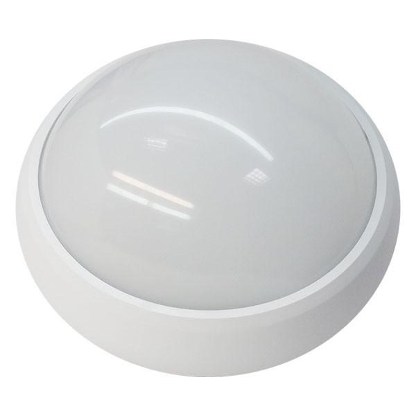 V-TAC VT-8015 PLAFONIERA LED TONDA 12W LUCE CALDA IMPERMEABILE LED4998