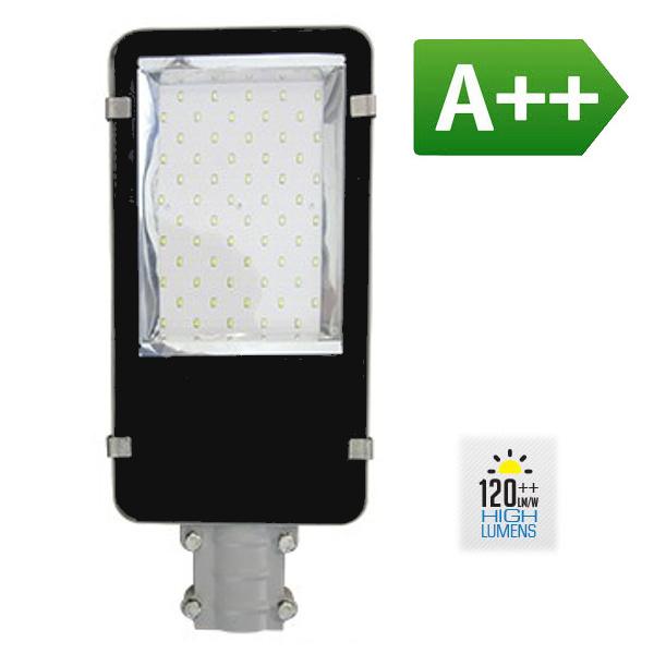 V-TAC VT-15151ST PROIETTORE LED STRADALE 50W BIANCO NATURALE DA ESTERNO LED5475