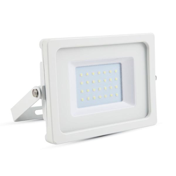V-TAC VT-4933 FARO LED 30W ULTRASOTTILE BIANCO FREDDO SMD BIANCO LED5809