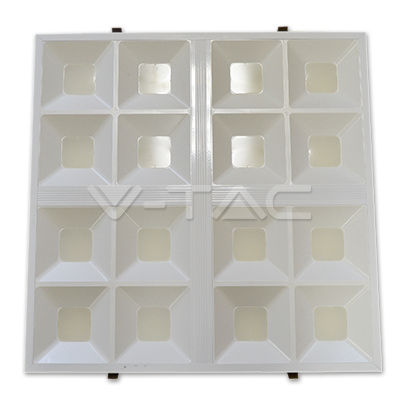 V-TAC  PANNELLO LED 40W LED 600X600 MATRIX BIANCO NATURALE LED6073