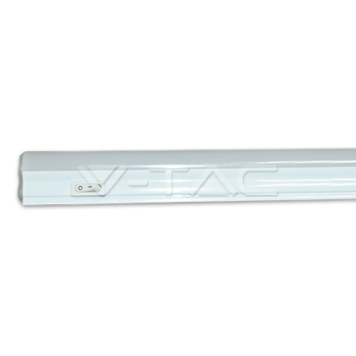 V-TAC VT-6073 PLAFONIERA LED T5 7W BIANCO NATURALE 60CM  LED6170
