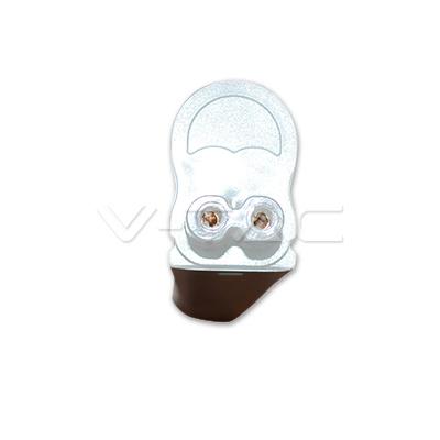 V-TAC VT-6073 PLAFONIERA LED T5 7W BIANCO FREDDO 60CM  LED6171