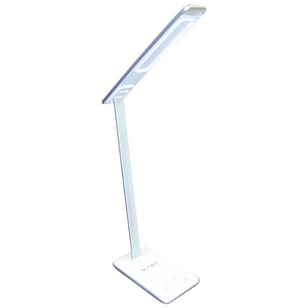 V-TAC VT-1010D LAMPADA DA TAVOLO LED 10W 3 IN 1 CON PORTA USB LED7033