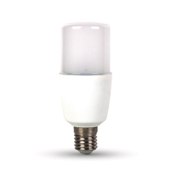 V-TAC VT-2089 LAMPADINA LED E27 9W BIANCO NATURALE A CANDELA T37 LED7257