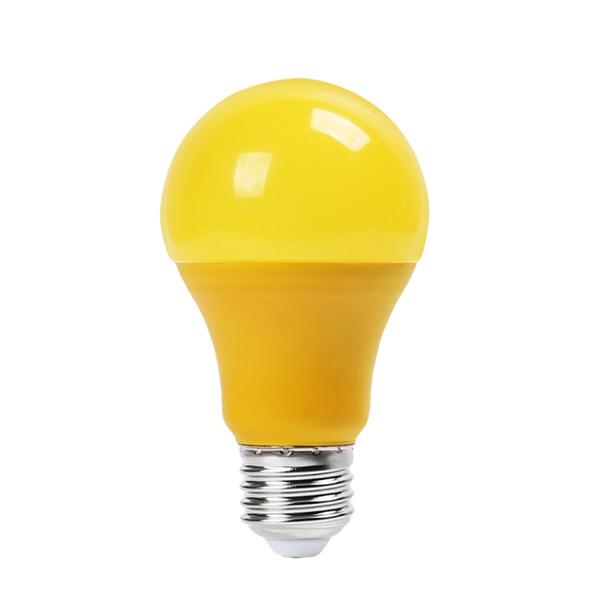 V-TAC VT-2000 LAMPADINA LED E27 9W GIALLA LED7342