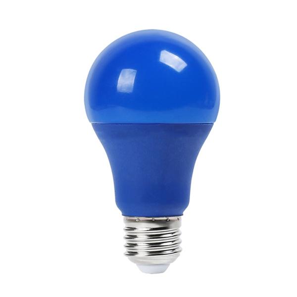 V-TAC VT-2000 LAMPADINA LED E27 9W BLU LED7344