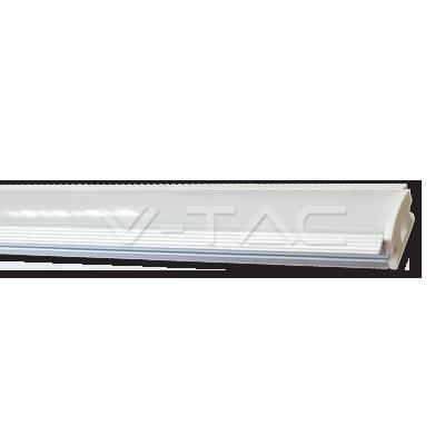 V-TAC VT-7105 PROFILO ALLUMINIO DA 1MT OPACO LED9990