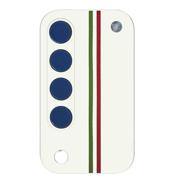 IMOVE CLOM4 RADIOCOMANDO UNIVERSALE 4 CANALI MULTIFREQUENZA ITALIA AUTCLOM4IT