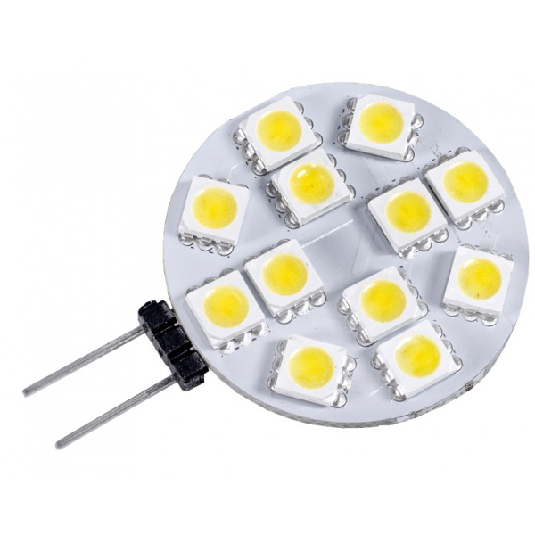 OPTONICA SP160X LAMPADINA LED G4 2,4W BIANCO NATURALE BLISTER 2PZ LEDSP1603