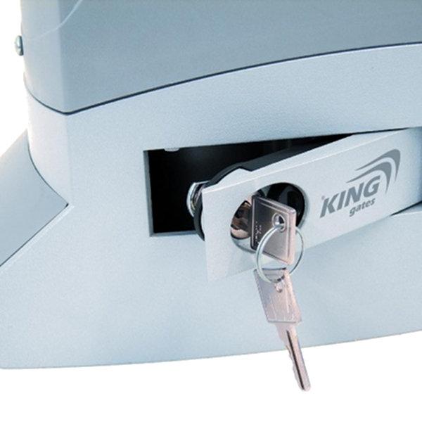 KING-GATES  DYKIT230/500 KIT SCORREVOLE 230V 500KG AUTDYKIT230/500