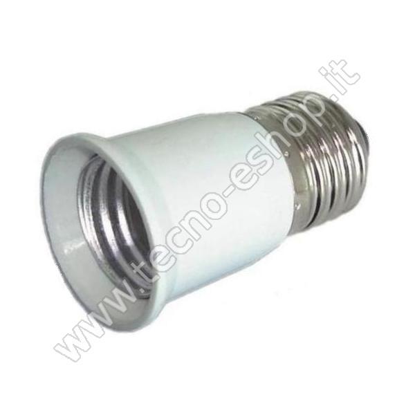 TECNO-ESHOP  DISTANZIATORE PER LAMPADINE E27 MELPA2727