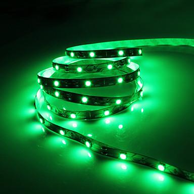 V-TAC VT-3528IP65300 STRISCIA 300 LED VERDE 5 METRI IMPERMEABILE LED2034