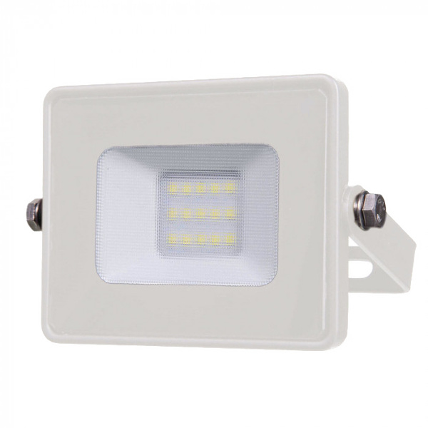V-TAC VT-10 FARO LED 10W ULTRAS. BIANCO CALDO BIANCO CHIP SAMSUNG LED427