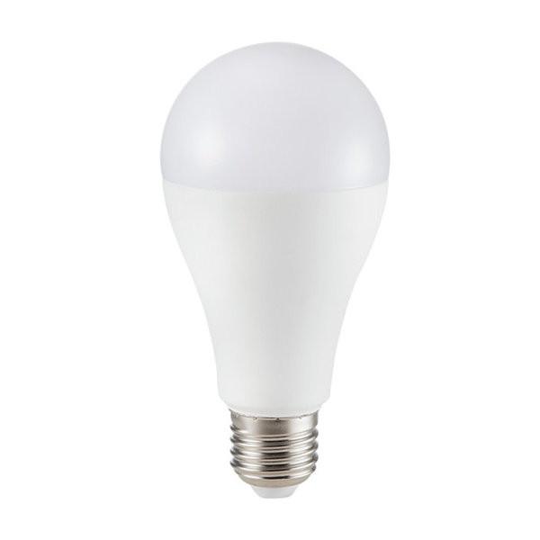 V-TAC VT-2015 LAMPADINA LED E27 15W BIANCO FREDDO 200 GRADI LED4455
