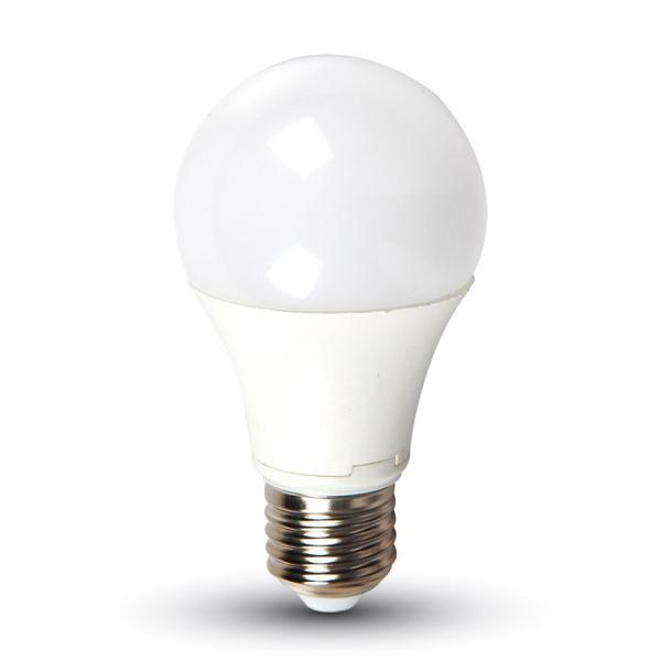 V-TAC VT-212 LAMPADINA LED E27 A60 11W BIANCO CALDO CHIP SAMSUNG LED231