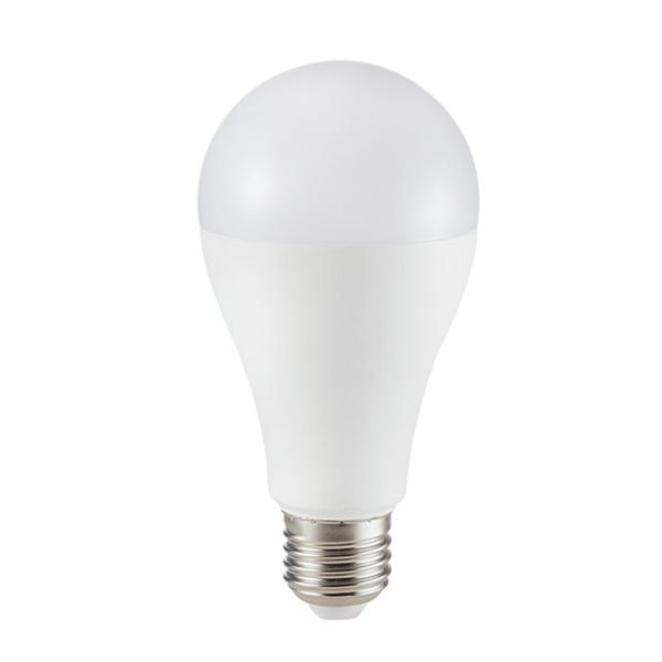 V-TAC VT-217 LAMPADINA LED E27 17W BIANCO CALDO CHIP SAMSUNG LED162