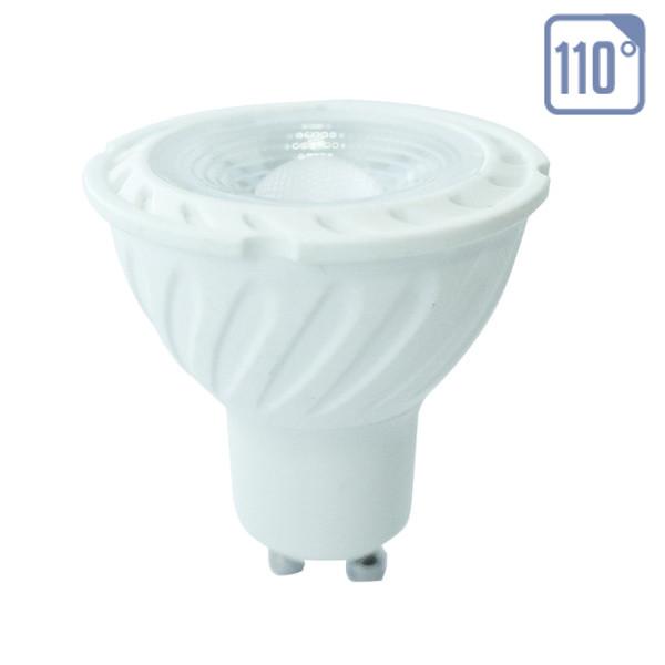 V-TAC VT-247 LAMPADA LED GU10 6,5W 110 GRADI NATURALE SAMSUNG LED193