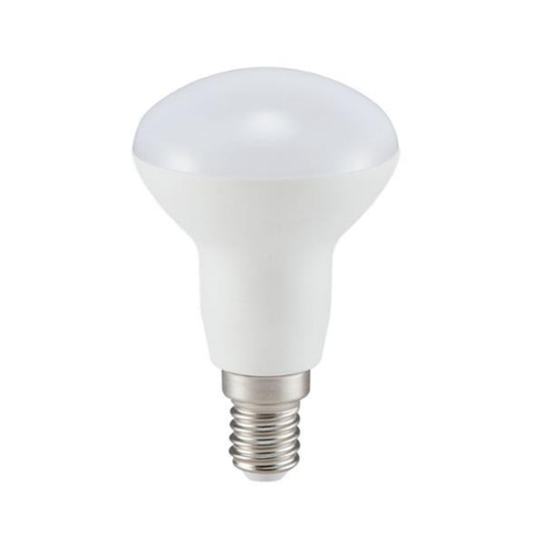 V-TAC VT-250 LAMPADINA LED E14 6W R50 BIANCO NATURALE CHIP SAMSUNG LED139