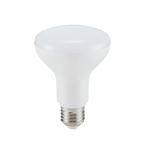 V-TAC VT-280 LAMPADINA LED E27 R80 10W BIANCO CALDO CHIP SAMSUNG LED135