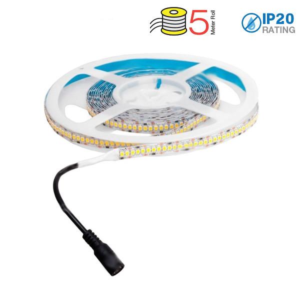 V-TAC VT-2835IP20 STRISCIA 1020 LED BIANCO NATURALE 5 METRI NON IMPERMEAB LED2462